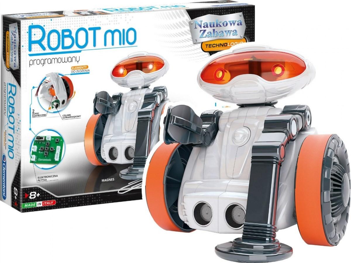 ROBOT MIO PROGRAMOWANY CLEMENTONI  60477