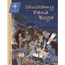 Religia Słuchamy Pana Boga kl.4 podręcznik św.Stanisław