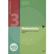 Matematyka 3LO podręcznik ZP PAZDRO