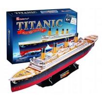 PUZZLE 3D STATEK TITANIC XL 113 EL