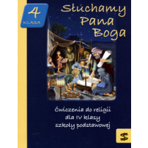 Słuchamy Pana Boga kl.4 ćwiczenia św.Stanisław