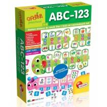 ABC 123 3-6 LAT CAROTINA NAUKA ZABAWA