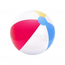 Dmuchana piłka plażowa 51cm,31021