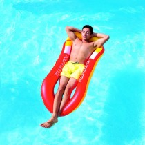 Materac nadmuchiwany do basenu 160x84cm, 43103