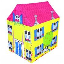 Namiot domek 102x76x114cm, materiał PVC, 52007