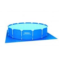 Podłoga pod basen. Wymiary 488x488cm,58003