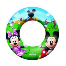 Kółko do pływania 56cm Mickey Mouse,91004