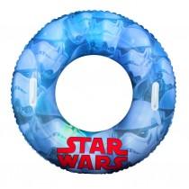 Kółko nadmuchiwane 91cm Star Wars Z uchwytami, 91203