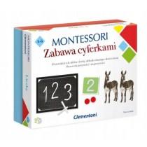 CYFERKI MONTESORI CLEMENTONI 50096