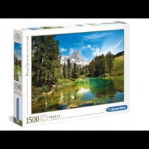 BLUE LAKE PUZZLE CLEMENTONI 31680