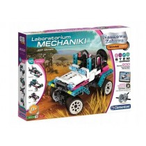 LABORATORIUM MECHANIKI JEEP 50123 CLEMENTONI