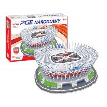 PUZZLE 3D PGE NARODOWY