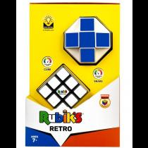 KOSTKA RUBIKA ZESTAW RETRO  SNAKE + 3x3 3029