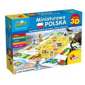 MINIATUROWA POLSKA GENIUSZ