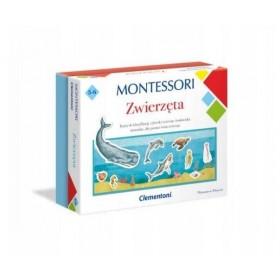 MONTESSORI ZWIERZĘTA 50646