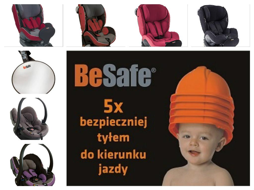 BeSafe foteliki
