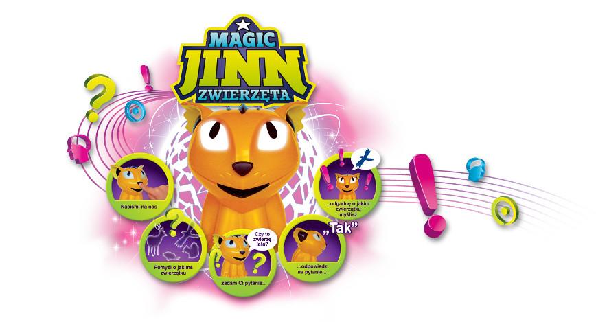 Magic Jin Zwierzęta
